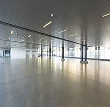 Arrivals Hall - full looking south west
