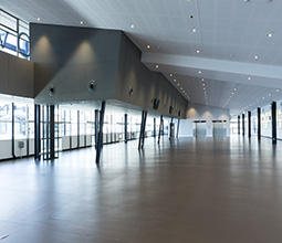 Customs Hall looking south full length