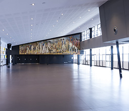 Customs Hall Mural