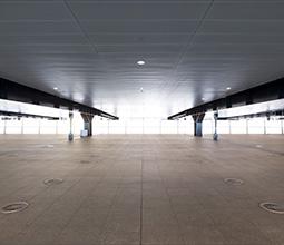 Mezzanine Central View