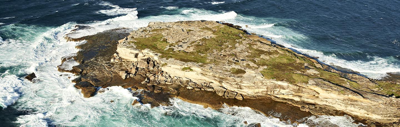 Peninsula in Sydney Harbour