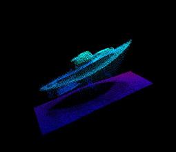 Survey image of sailing vessel at Balls Head Sydney Harbour