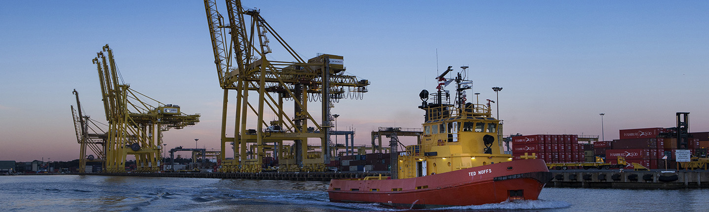 Port Botany | Port Authority New South Wales