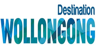 Destination Wollongong logo