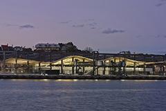 White Bay Cruise Terminal