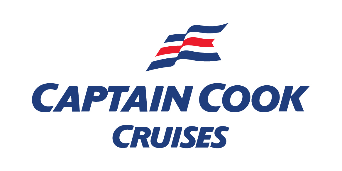 Captain cook cruises logo