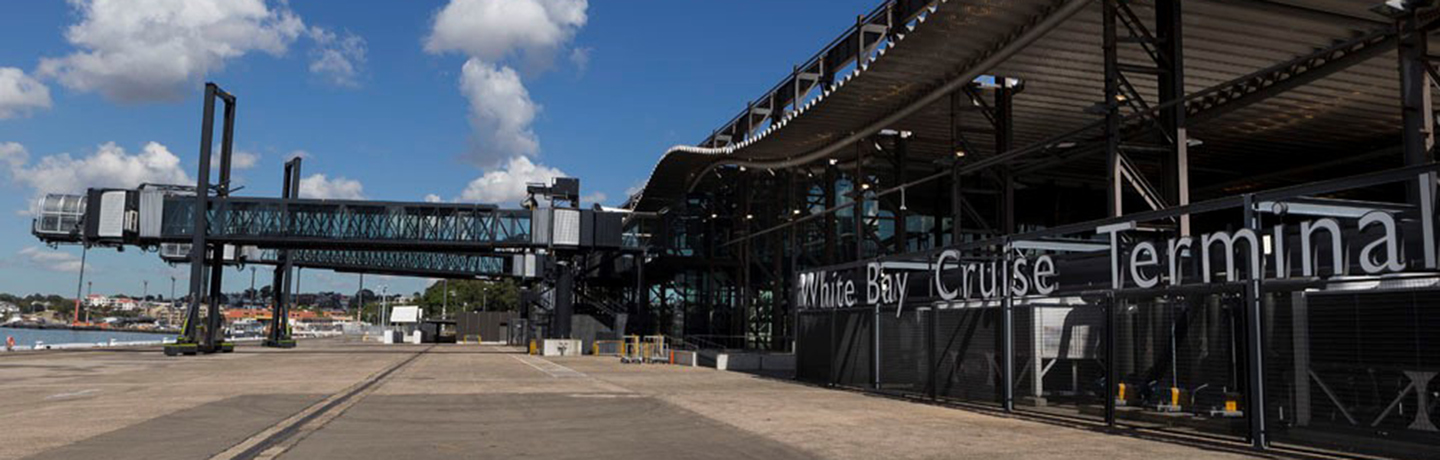 White Bay Cruise Terminal