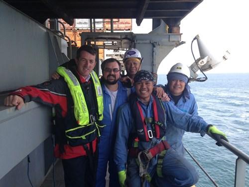 Meet the marine pilot: Michael Kelly, Sydney Harbour | Port