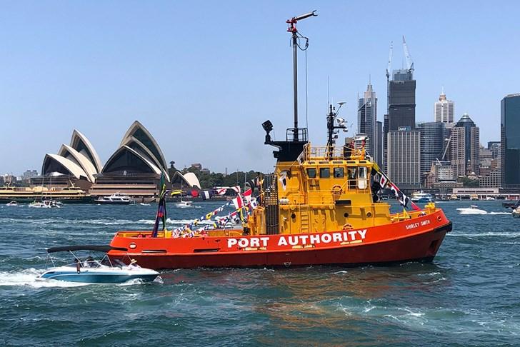 Behind the scenes: Australia Day 2019 | Port Authority New