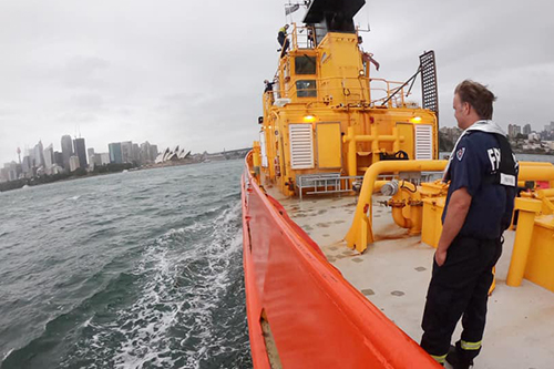Marine operations | Port Authority New South Wales
