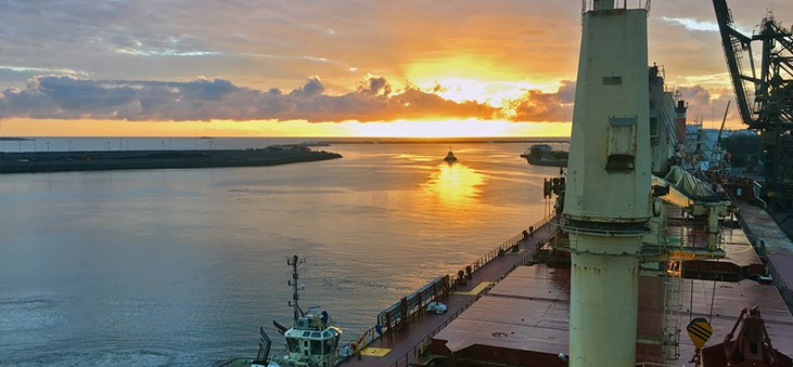 A guide to the working ports of New South Wales | Port